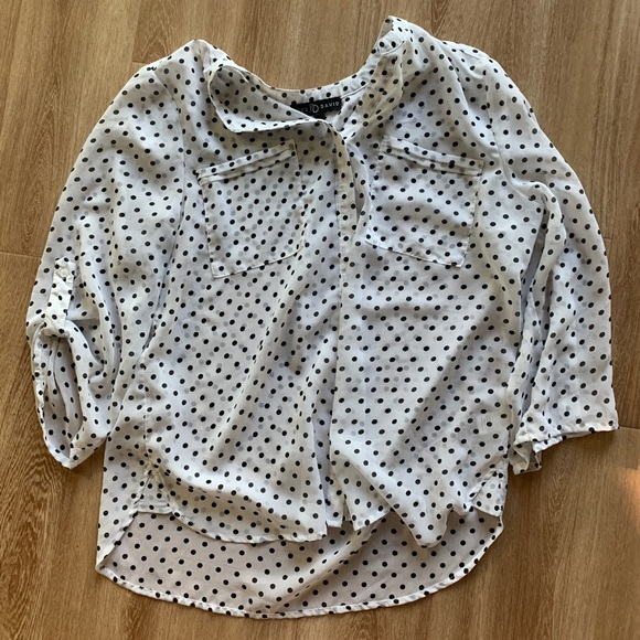 Fred David Tops - Fred Davis Blouse